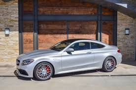 mercedes sugar land service 2018 mercedes c class c 63 s amg coupe coupe in sugar