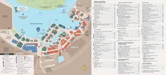 Map Of Epcot Disney Springs Map Walt Disney World