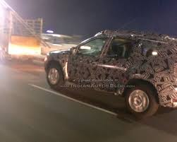 2016 Renault Duster For India To Get Led Taillight Clusters