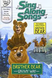 amazon disney u0027s brother bear sing songs disney sing