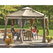 Lowes Awnings Canopies by Patio Ideas Patio Gazebo Canopy Replacement Patio Canopy Gazebo