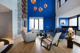 Penthouse Design Blue Penthouse By Dariel Studio Design Milk
