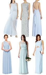 bcbg bridesmaid dresses blue bridesmaid dresses what to choose where to find the best