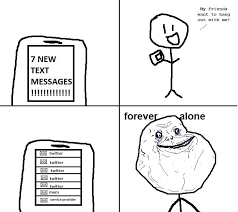 Meme Alone - image 83353 forever alone know your meme