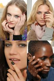 morgan taylor nail lacquer backstage for diego binetti fall 2014