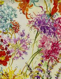 Flower Fabric Design 81 Best Fabric Images On Pinterest Floral Patterns Prints And