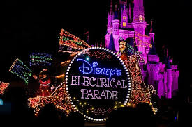 electric light parade disney world main street electrical parade disney photos disney tourist blog