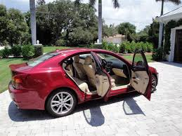 2007 Lexus Is250 Interior Lexus Is250 Matador Red