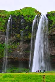 famous waterfalls seljalandsfoss waterfall is one of the most famous waterfalls of