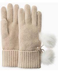 ugg gloves sale usa lyst ugg gloves leather gloves winter gloves mittens lyst