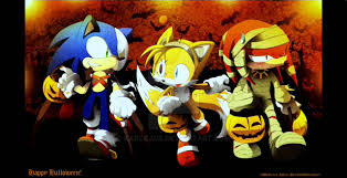 Happy Halloween Animated Sonic The Hedgehog Happy Halloween Youtube