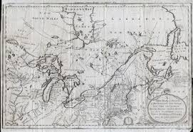 New Jersey On A Map Of The Usa by 1785 To 1789 Pennsylvania Maps