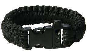 bracelet paracord survival images Paracord survival bracelet with fire and whistle concealed carry inc jpg