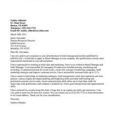 21 cover letter template for examples managers with regard to 15