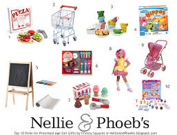 christmas gifts 10 nellie phoeb s gift it my top 10 preschool girl gifts