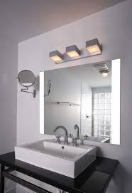Mirrors With Lights Bathroom Mirrored Bathroom Vanity Modern Bathroom Mirrors