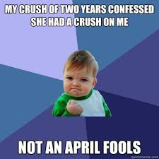 Secret Crush Meme - 5 signs to know who has a secret crush on you in facebook