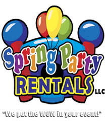 houston party rentals bounce house party rentals springpartyrentals houston tx