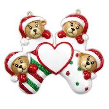 Personalised Christmas Ornaments - christmas ornaments polarx ornaments