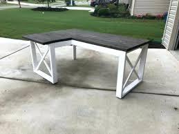 Diy Desk Plan Diy L Shaped Desk Plans Captivating L Shaped Desk Best Ideas About