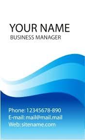 template kartu nama makanan download desain kartu nama 45 free template