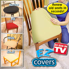 can ez covers really re cover any chair in minutes