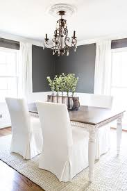 Two Tone Dining Room Paint Two Tone Dining Table Makeover Bless Er House