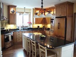 interior design cozy granite countertop with schrock cabinets and