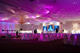 contemporary reception hall decorations decorated reception halls
