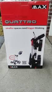 big max blade quattro push cart igolfreviews