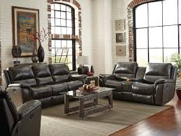 Leather Recliner Sofa Set Deals Clearance
