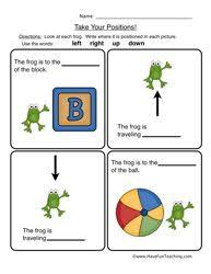 positions worksheet 1 take your positions worksheets 1st