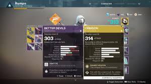 crimson destiny 2 crimson exotic hand cannon shacknews