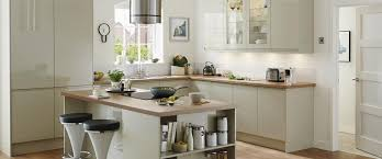 Howdens Kitchen Design Howdens Kitchen With American Pecan Worktop And Floor Dreamy