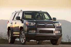 2013 4runner Limited Interior 2010 2013 Toyota 4runner Used Car Review Autotrader