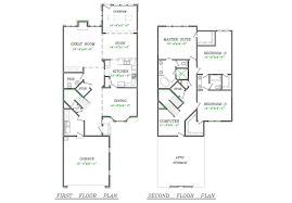 sunroom floor plans staffordshire townhome floorplans and pricing three bedroom