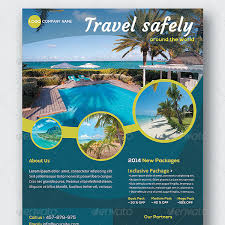 travel and tourism brochure templates free vacation flyer template 30 cool travel and tourism flyer