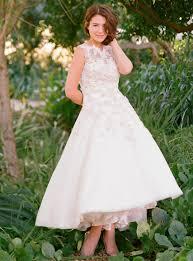Tea Length Wedding Dress 10 Reasons To Love Tea Length Wedding Dresses Huffpost