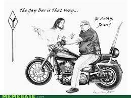 Lol Jesus Meme - lol jesus bikers memebase funny memes