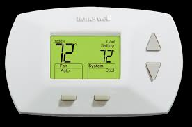 deluxe non programmable thermostat rthl3550d honeywell