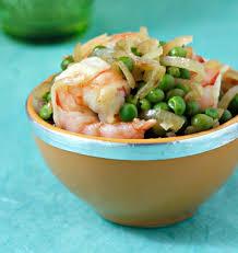 cuisiner des petits pois crevettes sautées aux petits pois les meilleures recettes de