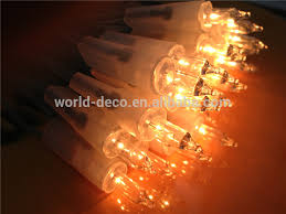 rattan ball fairy lights 20 led cotton ball string light for party decor wedding happy