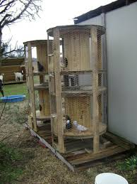 Backyard Chicken Coops Plans by Diy Animal Cages Or Backyard Chickens Recycle Old Wooden