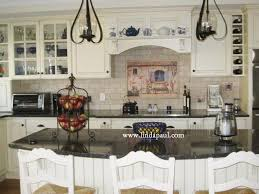Pictures Of Country Kitchens With White Cabinets White Country Kitchen Cabinets Country Kitchen With White