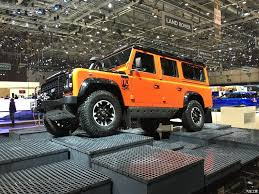 mini land rover land rover shelves plan to build mini defender in india