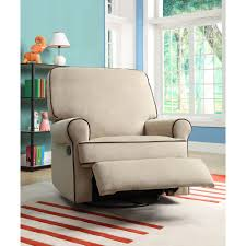 swivel glider chairs living room bedroom best dawson swivel glider recliner for modern home