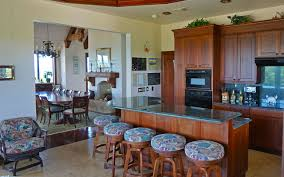 the kitchen seats up to 12 with 6 island stools u0026 6 comfortable