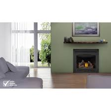 napoleon ascent b36 top rear vented gas fireplace