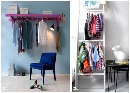 top 10 diy solutions for bedrooms without closets