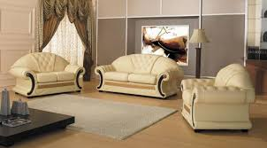 cleopatra traditional leather sofa set classic leather sets